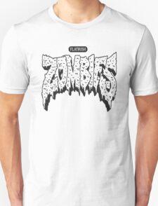 FBZ Black on White  Unisex T-Shirt
