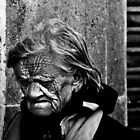 old lady by Miquel  Gil