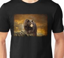 The Bear Went Over The Mountain Unisex T-Shirt