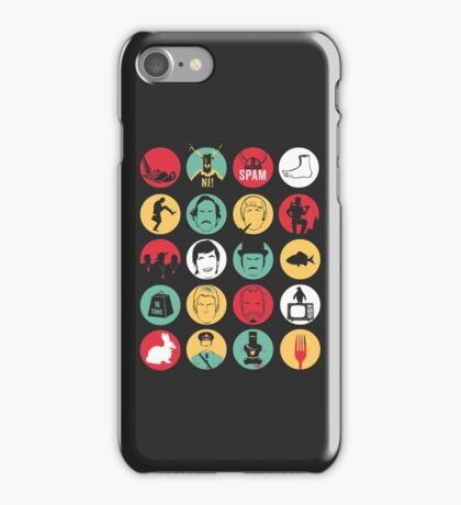 And Now for Something Completely Different  iPhone Case/Skin