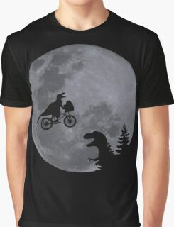 Escape from Jurassic Graphic T-Shirt