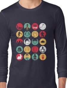 And Now for Something Completely Different  Long Sleeve T-Shirt