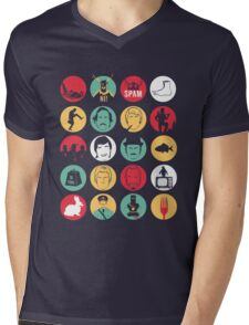 And Now for Something Completely Different  Mens V-Neck T-Shirt