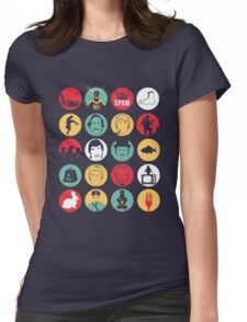 And Now for Something Completely Different  Womens Fitted T-Shirt