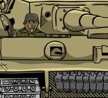 Dogs of War, Tiger 1 Sticker
