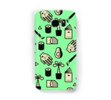 Pattern - Usuals Objects Samsung Galaxy Case/Skin