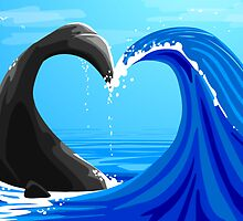 For the love of the ocean... by Dan & Emma Monceaux