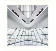 Milwaukee Calatrava Art Print