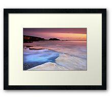 Camels Island Framed Print