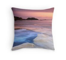 Camels Island Throw Pillow