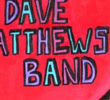 DMB Tribute Sticker