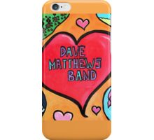 DMB Tribute iPhone Case/Skin