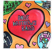 DMB Tribute Poster