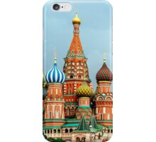 Moscow iPhone Case/Skin