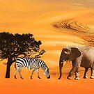 African Safari by shalisa