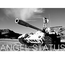 Angel Status® Project Soldier Art Collection. (Limited Edition) Photographic Print