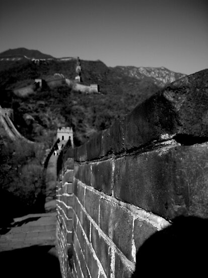 The Great Wall of China by dher5