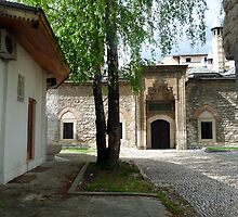 The Madrasa of Sarajevo by HELUA