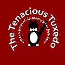 The Tenacious Tuxedo - Cat Tee by Amanda Vontobel Photography