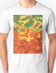 0106 Abstract Thought T-Shirt