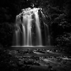 Ellinjaa Falls - Queensland - Australia by Chris Sanchez
