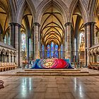 Salisbury Cathedral by hebrideslight