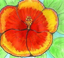 hibiscus 2 by Hbeth