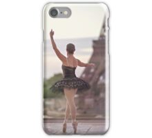 Ballet Dance in Paris iPhone Case/Skin