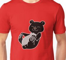 Black Bear Cub Unisex T-Shirt