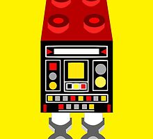 GONK Droid from Star Wars: Episode IV - A New Hope (1977) by Customize My Minifig by Chillee