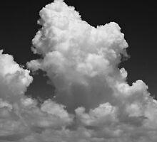 Cloud in monochrome by AllshotsImaging