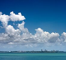 Cloudy Darwin by AllshotsImaging