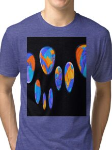 0986 Abstract Thought Tri-blend T-Shirt