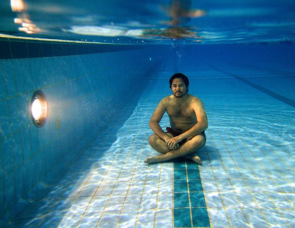 Underwater Yoga by rafed