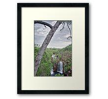 Florence Falls Framed Print