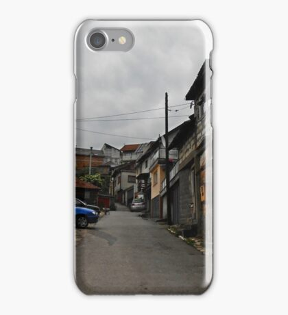 A street iPhone Case/Skin
