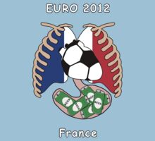 France in Euro 2012 by dreamkripted