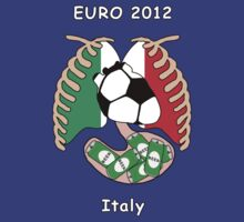 Italy in Euro 2012 by dreamkripted