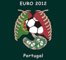 Portugal in Euro 2012 by dreamkripted