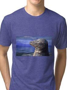 Common Seal Tri-blend T-Shirt