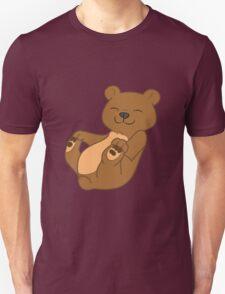 Brown Bear Cub T-Shirt