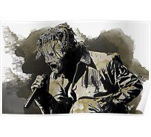 Corey Taylor - AHIG Slipknot Poster