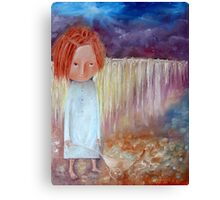 Tears Taker Canvas Print