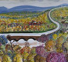 Free Bridge Fall by lorikonkle