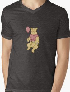Silly Old Bear Mens V-Neck T-Shirt