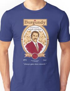Burgundy Scotch T-Shirt