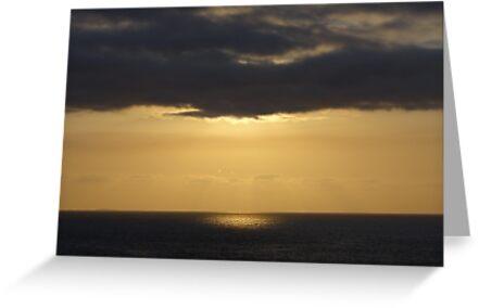 Silver and Gold - Plata y Oro: Sunset - Puesta del Sol by PtoVallartaMex
