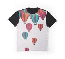 Air Balloon Parade Graphic T-Shirt