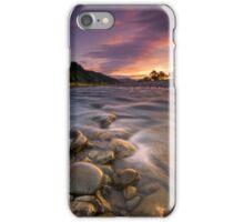 Hutt River Lenticular Clouds iPhone Case/Skin