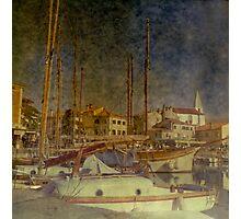 Impressions of Izola Photographic Print